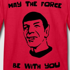 may the force be with you - Kids' Long Sleeve T-Shirt
