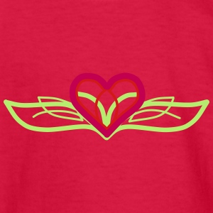 Designer Heart - Kids' Long Sleeve T-Shirt