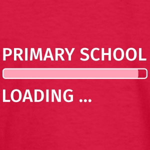 Primary School loading - Kids' Long Sleeve T-Shirt