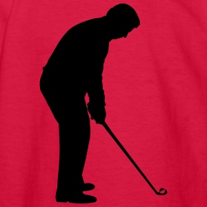 Golf player - Kids' Long Sleeve T-Shirt