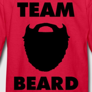 Team_Beard_0002 - Kids' Long Sleeve T-Shirt