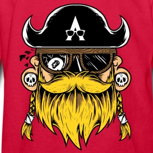 i'm pirate - Kids' Long Sleeve T-Shirt