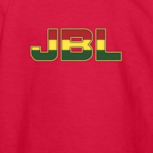 JBL reggae colors - Kids' Long Sleeve T-Shirt