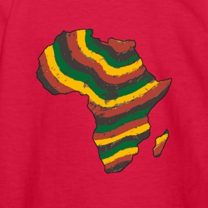 Africa Reggae - Kids' Long Sleeve T-Shirt