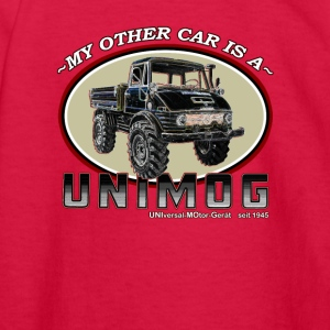 My other car is a unimog - Kids' Long Sleeve T-Shirt
