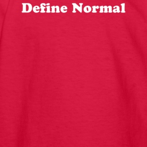 Define Normal - Kids' Long Sleeve T-Shirt