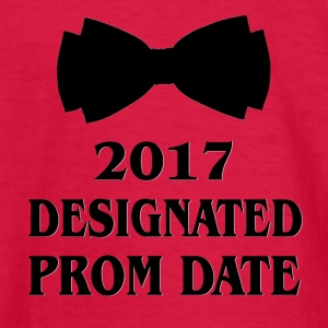 Class of 2017 Prom Designated Date - Kids' Long Sleeve T-Shirt