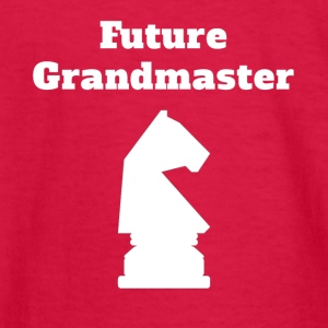 Future Grandmaster - Kids' Long Sleeve T-Shirt