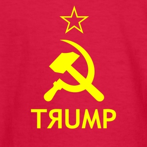 Trumpski - Kids' Long Sleeve T-Shirt