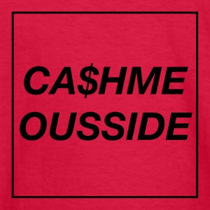 Cashmeousside Box Logo Hoodie - Kids' Long Sleeve T-Shirt
