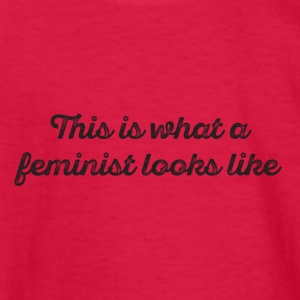 feminist - Kids' Long Sleeve T-Shirt