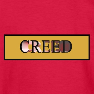Creed - Gold Collection - Kids' Long Sleeve T-Shirt