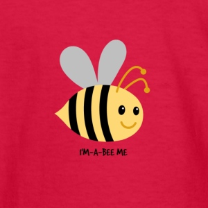 I'M-A-BEE ME - Kids' Long Sleeve T-Shirt