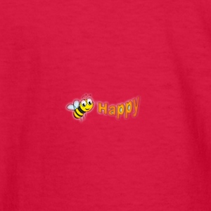 Be Happy - Kids' Long Sleeve T-Shirt