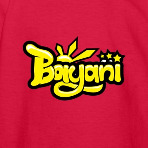 Bayani means Hero. Be a Filipino Hero. - Kids' Long Sleeve T-Shirt