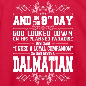 And On The 8th Day God Look Down So God Made A Dal - Kids' Long Sleeve T-Shirt