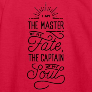 The Master Of My Fate - Kids' Long Sleeve T-Shirt