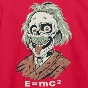 Einstein - Kids' Long Sleeve T-Shirt