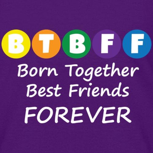 Born Together Best Friends Forever - Kids' T-Shirt