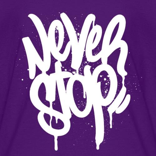Never Stop - Kids' T-Shirt