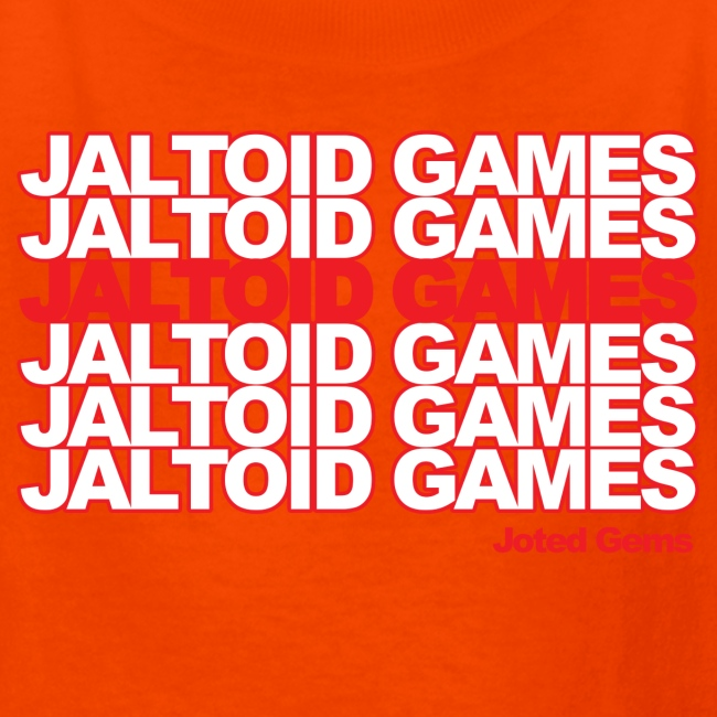 Jaltoid Games Novelty Red