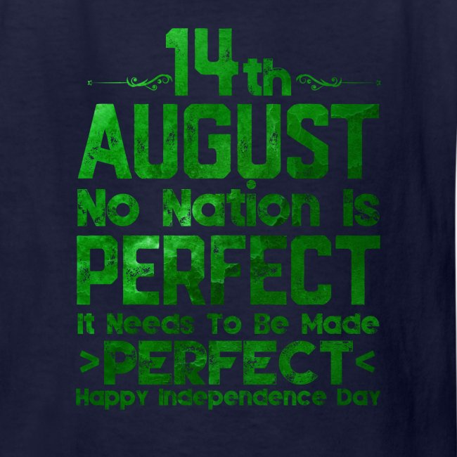 14th August Independence Day