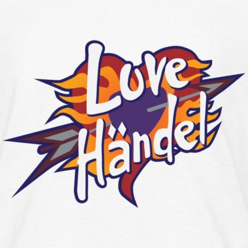 Love Handel logo - Kids' T-Shirt