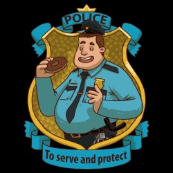 Police / To serve and protect