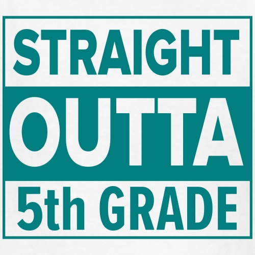 straightoutta 5th - Kids' T-Shirt