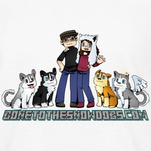 Snow Dogs - Kids' T-Shirt