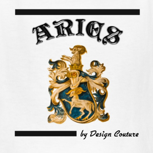 ARIES BLACK - Kids' T-Shirt