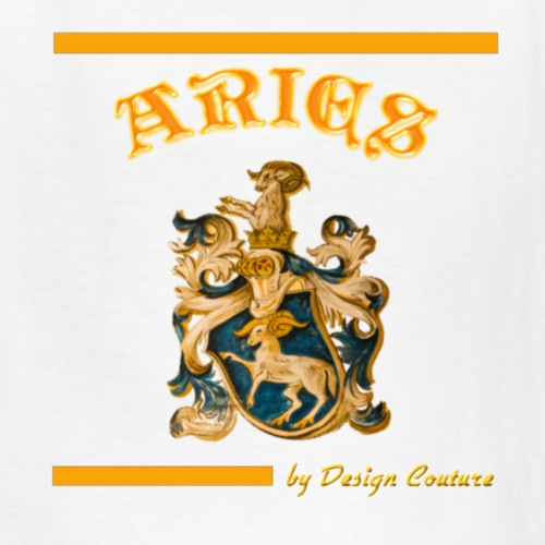 ARIES ORANGE - Kids' T-Shirt