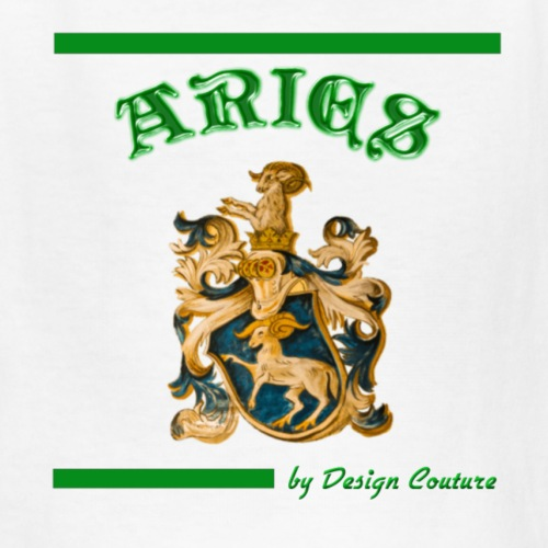 ARIES GREEN - Kids' T-Shirt