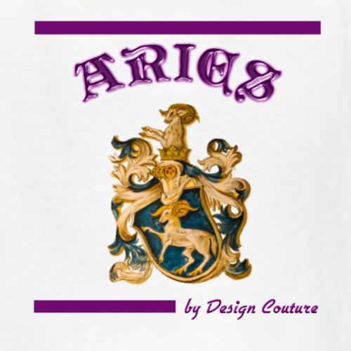 ARIES PURPLE - Kids' T-Shirt