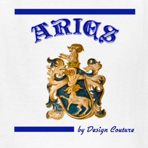 ARIES BLUE - Kids' T-Shirt