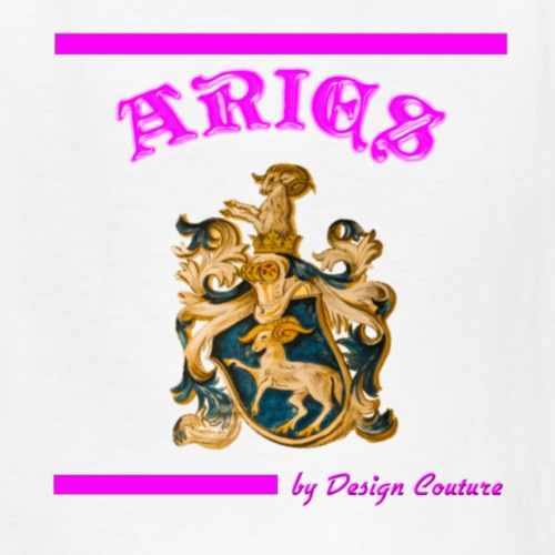 ARIES PINK - Kids' T-Shirt