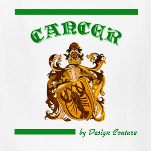 CANCER GREEN - Kids' T-Shirt