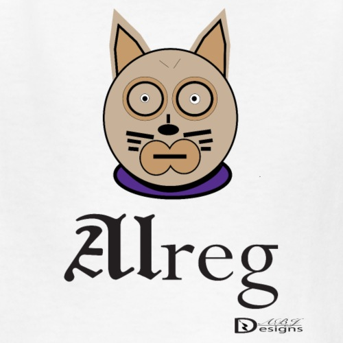 Alreg Adventure Cat - Kids' T-Shirt
