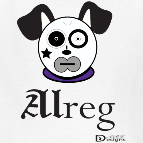 Alreg Adventure Dog - Kids' T-Shirt
