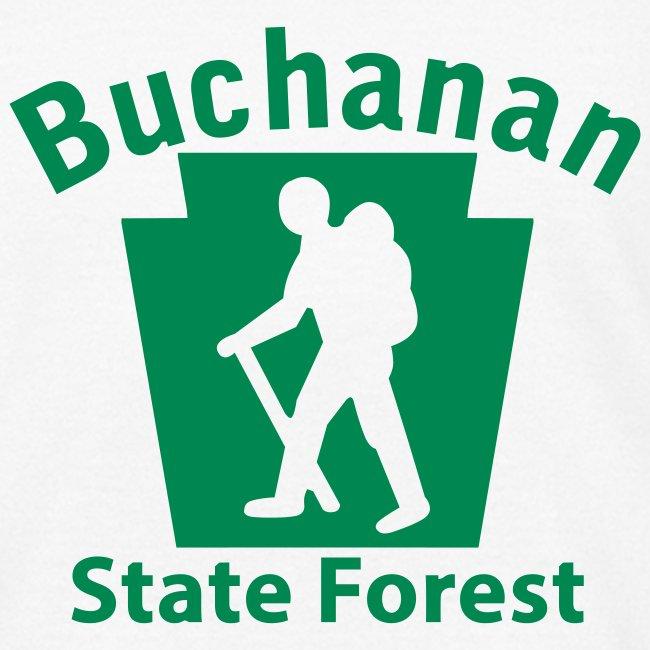 Buchanan State Forest Keystone Hiker male