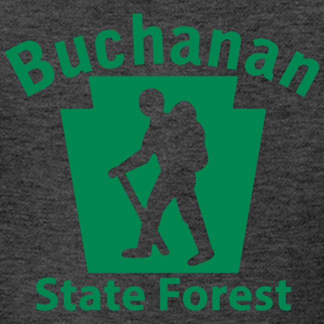 Buchanan State Forest Keystone Hiker male