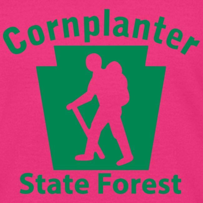 Cornplanter State Forest Keystone Hiker male