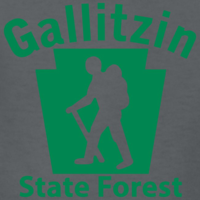 Gallitzin State Forest Keystone Hiker male