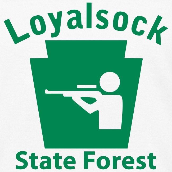 Loyalsock State Forest Hunting Keystone PA