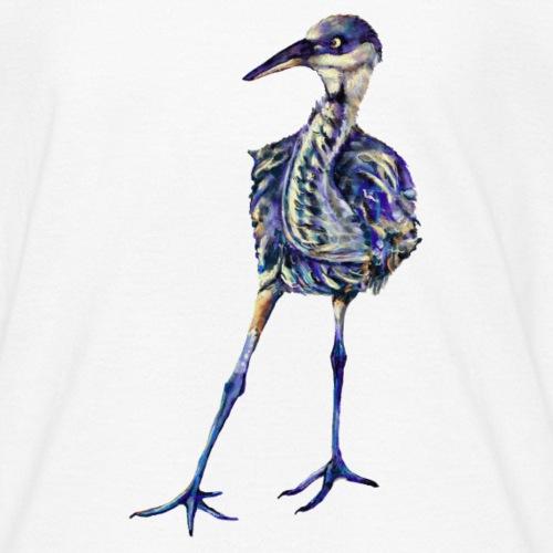 Blue heron - Kids' T-Shirt
