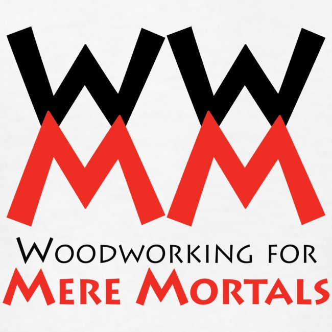 Woodworking for Mere Mortals logo