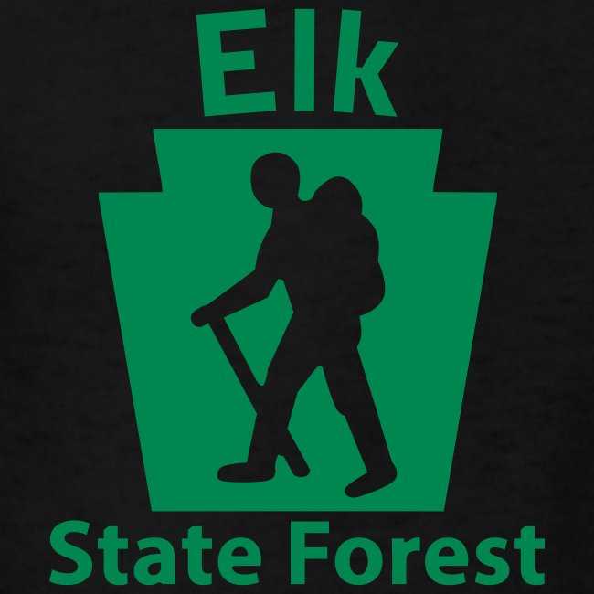Elk State Forest Keystone Hiker male