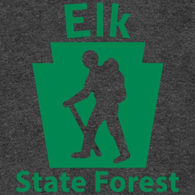 Elk State Forest Keystone Hiker male
