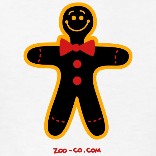 Christmas Cookie Man - Kids' T-Shirt
