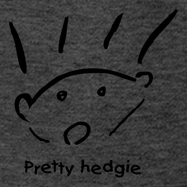 pretty hedgie med